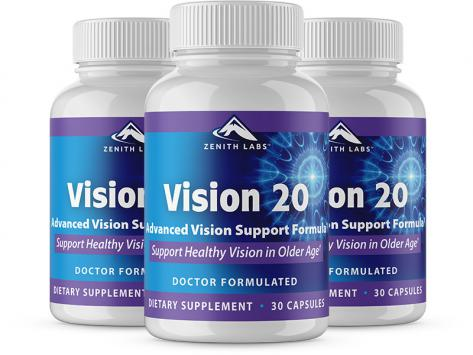 supplement: Vision 20 - 90-Day Supply
