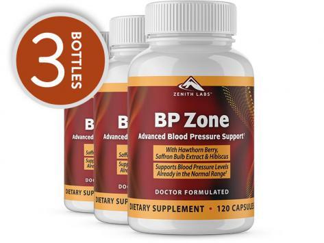 supplement: BP Zone - 90-Day Supply